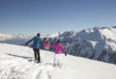 Mit den Kindern im Schnee: Skiurlaub in Tirol