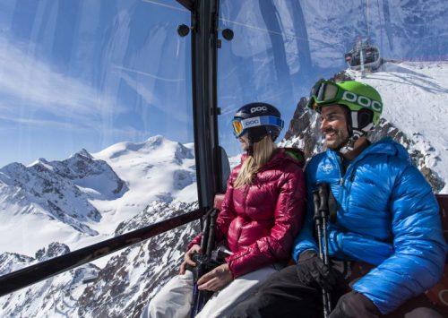 Das ist in der Wintersaison 2016/17 auf den 5 Tiroler Gletschern los