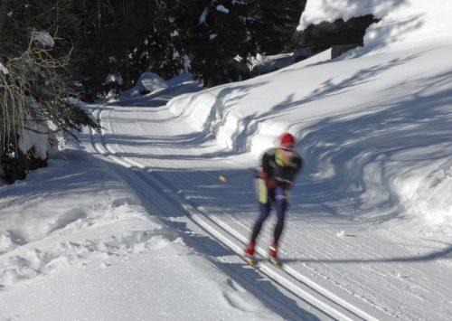 Idyllische Skigebiete in Sachsen
