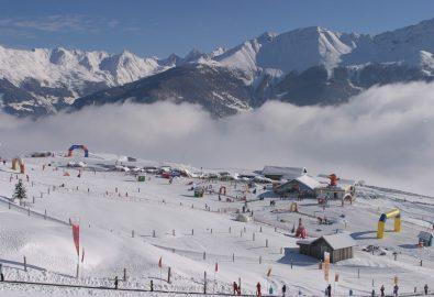 Tirol und Salzburg: <br>Top-Ski-Gebiete<br> in Österreich