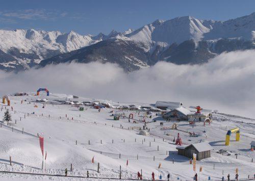 Tirol und Salzburg: Top-Ski-Gebiete in Österreich