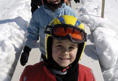 Kleiner Preis für kleine Skifahrer