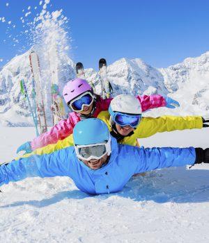 Ist eine Helmpflicht<br> für Ski-Fahrer <br>sinnvoll?
