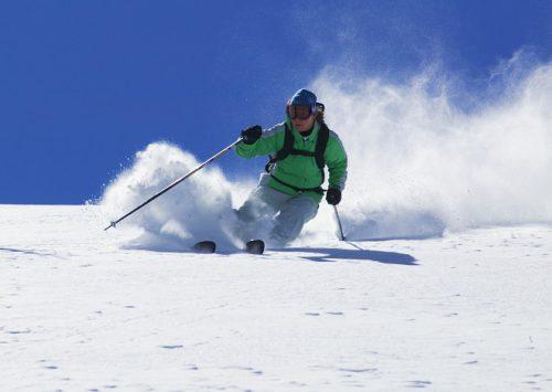 Silbersattel und Oberhof: Skigebiete in Thüringen